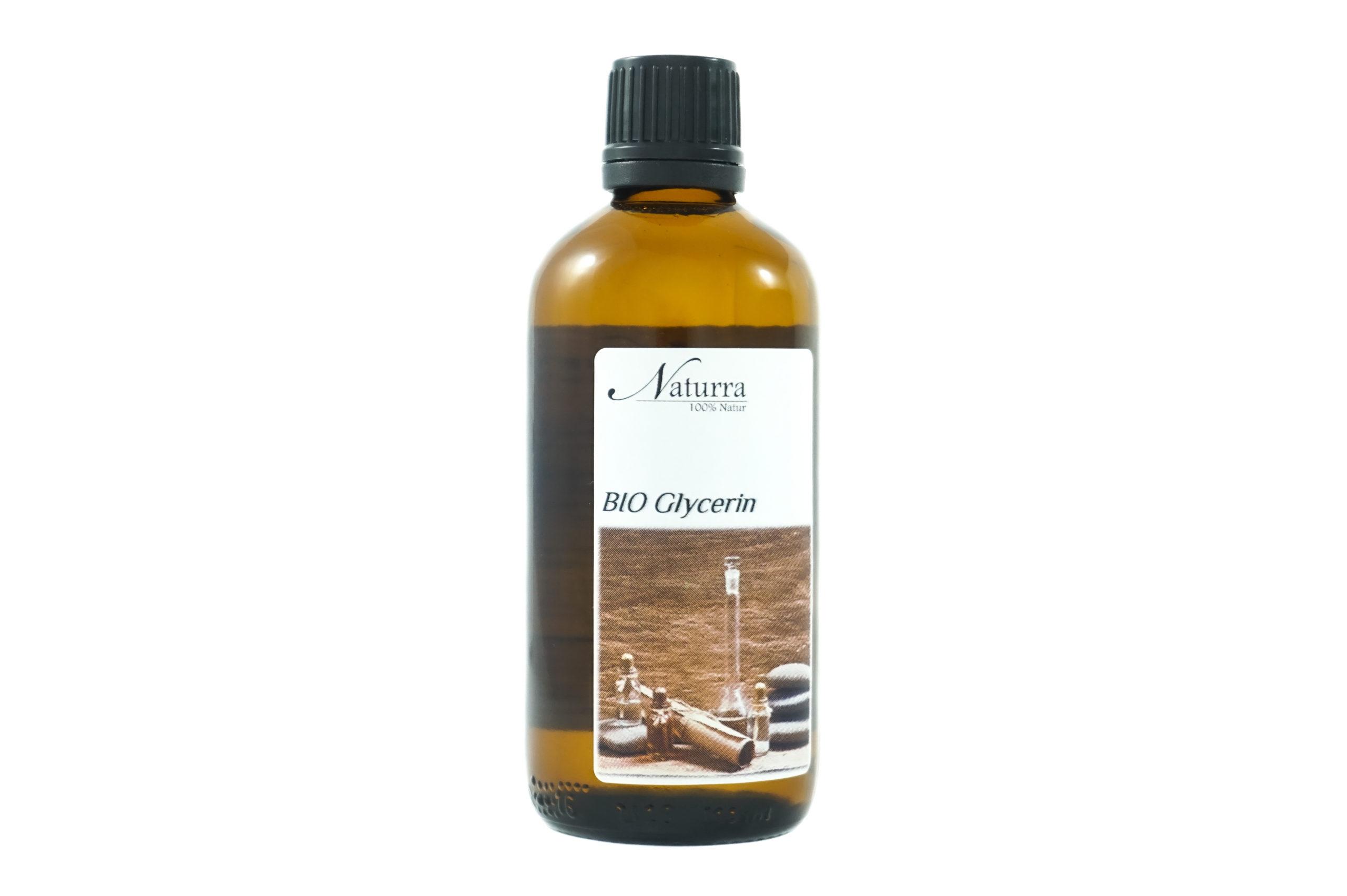Bio Glycerin aus Soja und Mais palmfett-frei im Glas