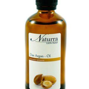 Das Argan Öl 100ml Glas Flasche