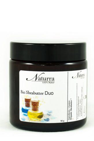Die Shea Butter DUO 100g Tiegel lichtgeschütztes Glas