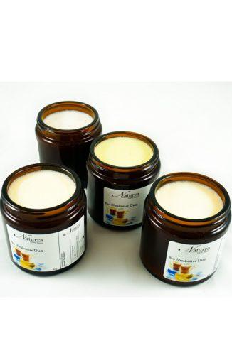 Die Shea Butter DUO 100g verschiedene Öl Mischungen