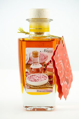 "Naturra Rosenmassageöl ""Eternal Rose"" 100ml Glas Flakon"